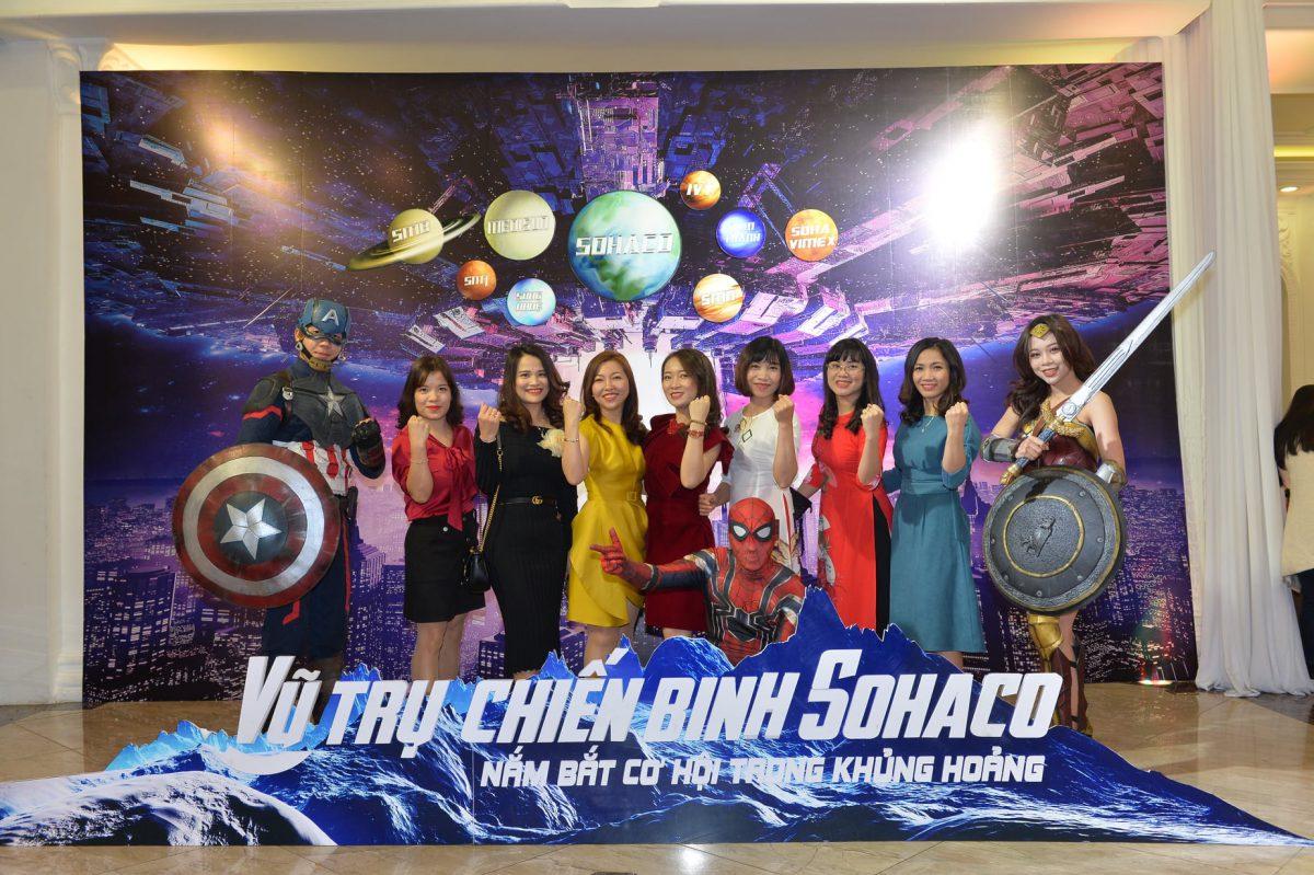 YEAR END PARTY 2020:  VŨ TRỤ SOHACO _ NẮM BẮT CƠ HỘI TRONG KHỦNG HOẢNG